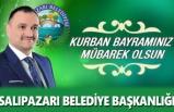 Başkan Halil Akgül'den Kurban Bayramı Mesajı