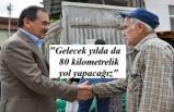 Başkan Mustafa Demir'den Kavak Grup Yolları'nda inceleme