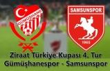 Gümüşhanespor - Samsunspor maçında canlı yayın var mı?