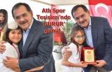 'Lisans Belgeleri' Başkan Mustafa Demir'den