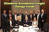 Samsun'lu Otel İşletmecilerinden Değerlendirme Toplantısı