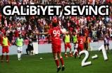 Samsunspor Hacettepe Maç Sonucu: 2-1