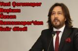 Başkan Özcan Samsunspor' dan özür diledi