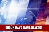 Bugün(14.01.2020) Hava Nasıl Olacak? Samsun'da Hava Durumu
