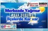 Samsun Hava Durumu - 21 Ocak 2020 Salı Hava Durumu