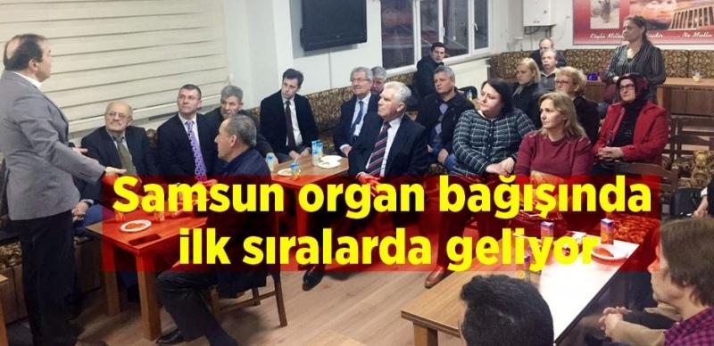 Balkan Türkleri Derneği'nde Organ Bağışı anlatıldı