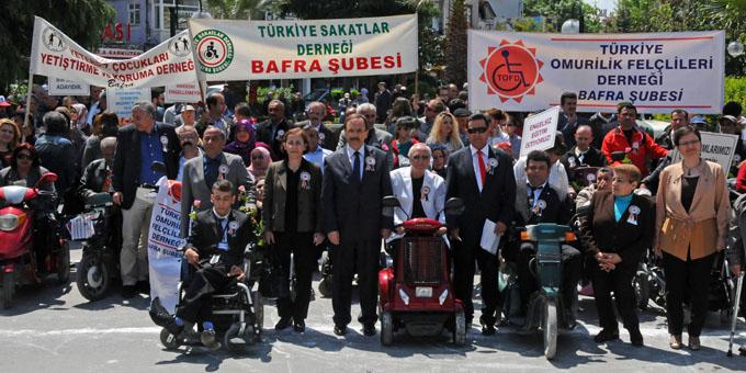 Başkan Zihni Şahin'den Engelliler Günü Mesajı