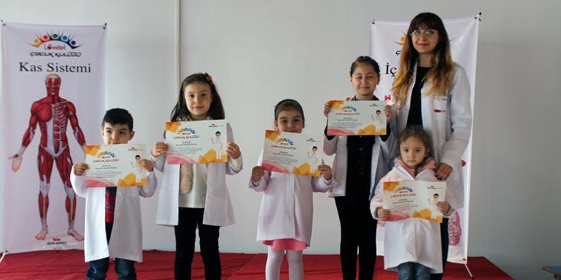 Büyük Anadolu Hastaneleri'nden çocuklara eğitim