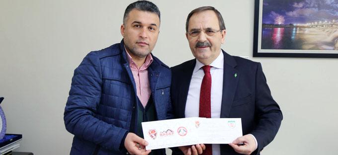 İstanbul Bafraspor'dan şampiyonluk gecesi daveti