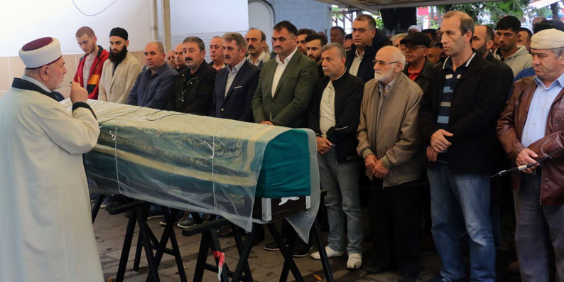Milletvekili Köktaş, Aydemir ailesinin acısına ortak oldu