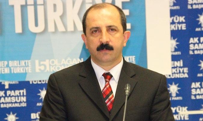 Muharrem Göksel AK Parti Samsun İl Başkan Adayı Oldu