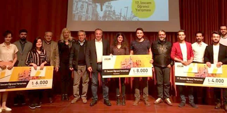 OMÜ Mimarlık Ekibi Madrid'de yarışacak