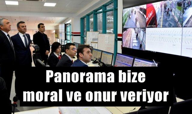 Rektör Bilgiç Samulaş'ı Ziyaret Etti