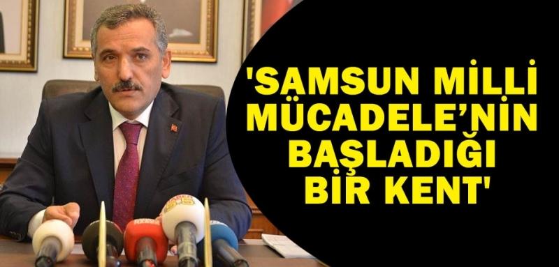 Samsun Valisi Osman Kaymak ilk açıklamasını yaptı!
