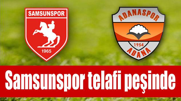 Samsunspor Adanaspor maçı ne zaman, saat kaçta ve hangi kanalda?
