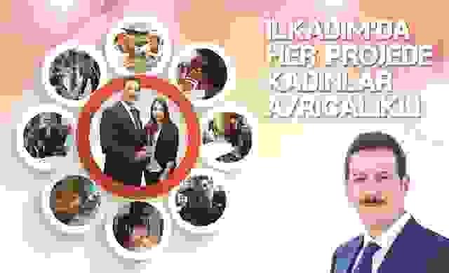 Tok'tan 8 Mart Dünya Kadınlar Günü Mesajı