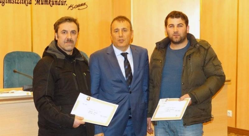 Trabzon Arsin Organize Sanayide Afetle Mücadele