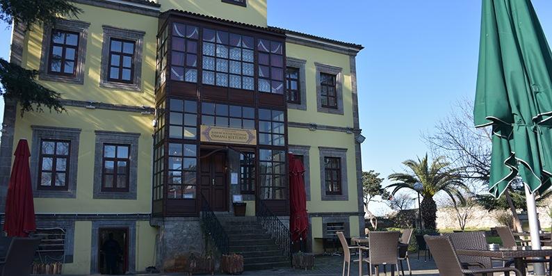 Trabzon'da müzeleri 619 bin kişi ziyaret etti