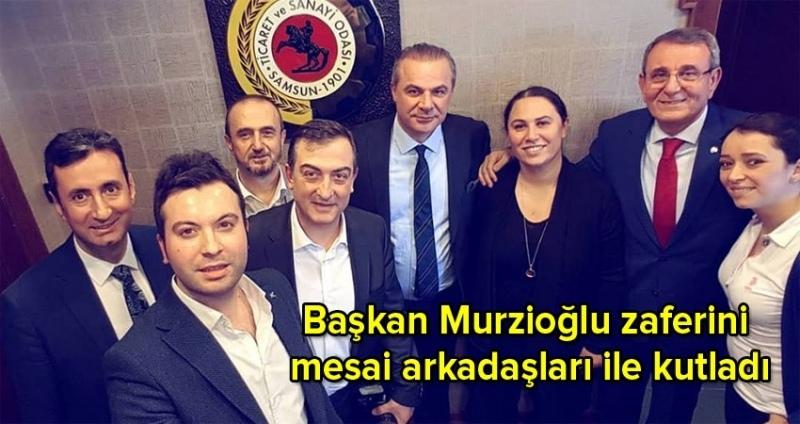 TSO'da zafer Başkan Murzioğlu'nun
