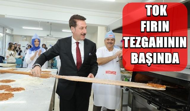 Türk ve Osmanlı Mutfağını öğreniyorlar