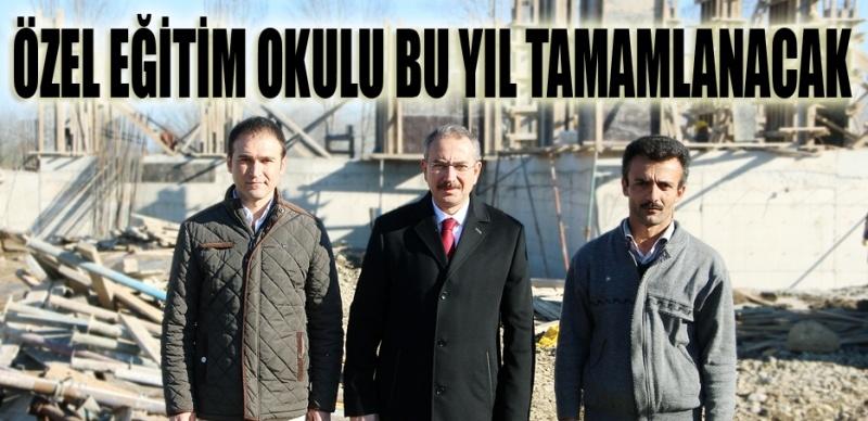 Türkiye çapında örnek proje Çarşamba'da yükseliyor