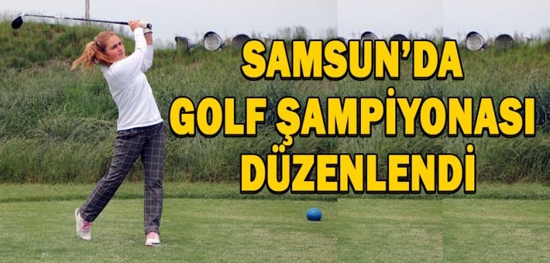 Türkiye Gençler Golf Şampiyonası sona erdi