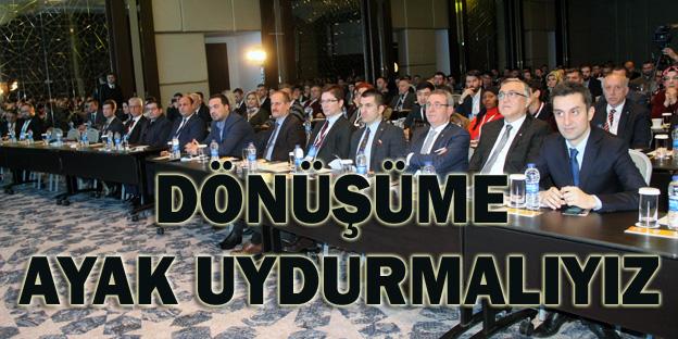 Türkiye Teknoloji Buluşmaları Samsun'da toplandı