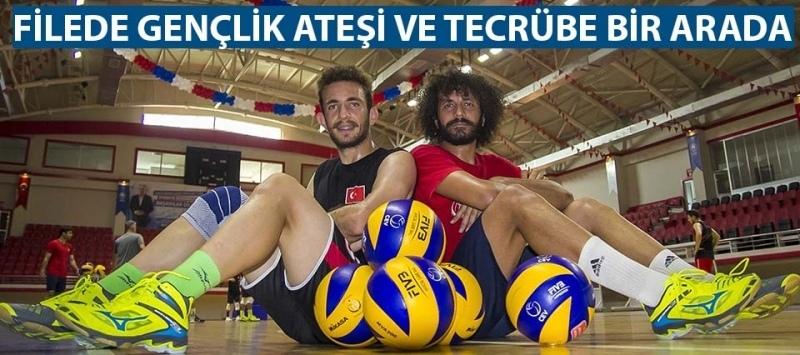Türkiye Voleybol Erkek Milli Takımı'nın hedefi büyük