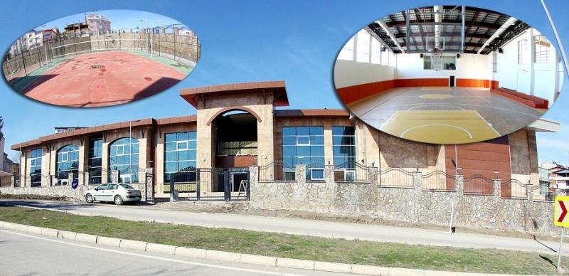 Türkiye'nin en büyük Gençlik Merkezi İlkadım'da