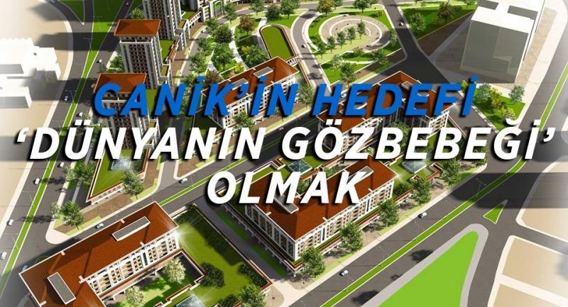 Türkiye'nin Gözbebeği'nin hedefi Dünyanın Gözbebeği olmak