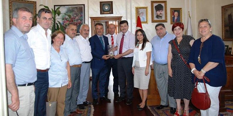 Türkiye'nin muhtarları Büyükşehir'de