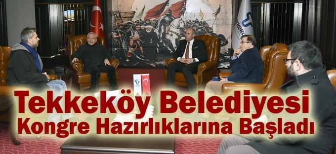 Uluslararası Arkeoloji Kongresi ekimde Tekkeköy'de yapılacak
