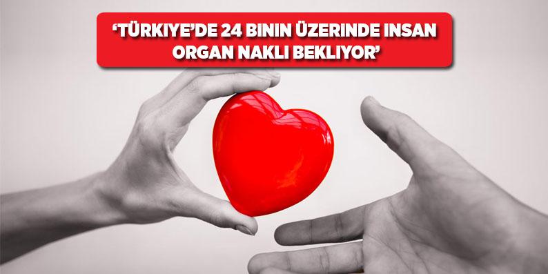 Vali Kaymak 'Organ Bağışı ve Nakli Hakkında Her Şey' konulu panele katıldı