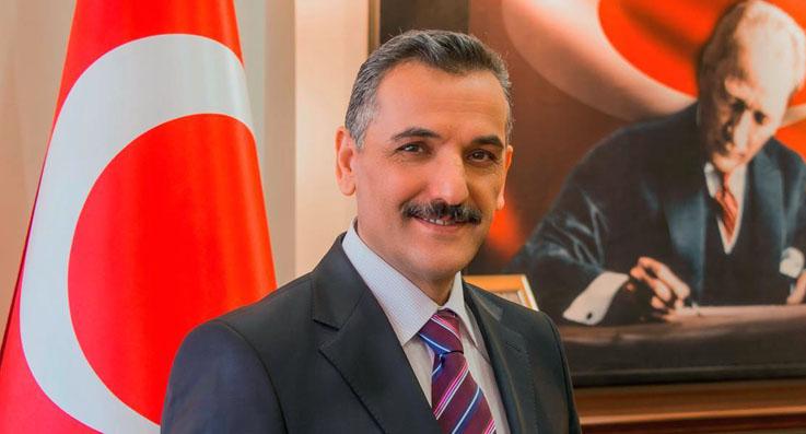 Vali Osman Kaymak Samsun'a geliyor