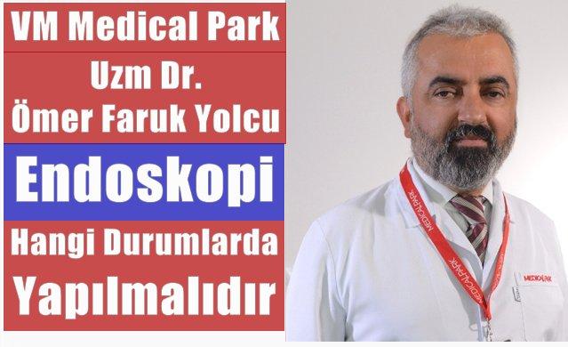 VM Medical Park Hastanesi Bilgilendiriyor