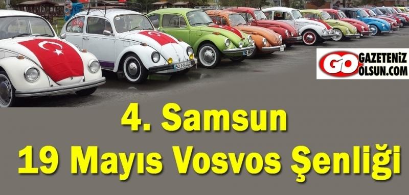 Vosvoslar 19 Mayıs'ta Samsun'a çıkıyor