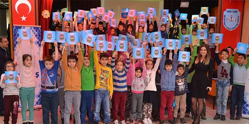 YEDAŞ, Enerji Tasarrufunun Püf Noktalarını Çocuklarla Paylaştı