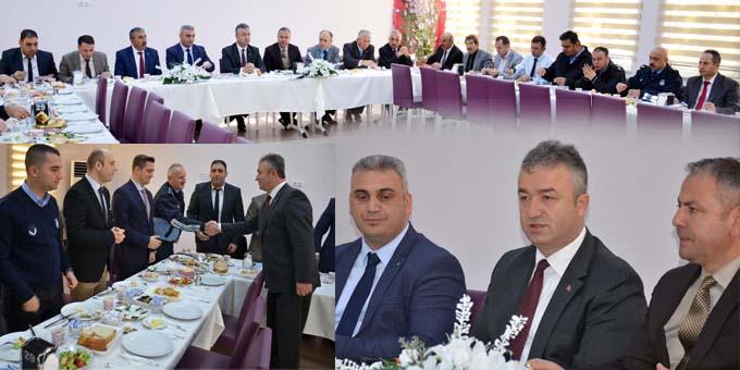Zabıta ve Ruhsat Denetim müdürleri 19 Mayıs'ta buluştu