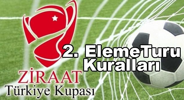 Ziraat Türkiye Kupası 2. Eleme turu kuralları çekildi-Samsunspor rakibi belli oldu