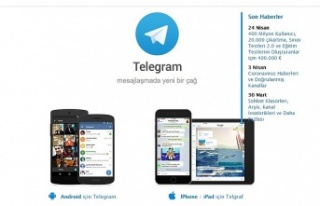 Telegram nedir? Telegram'ın WhatsApp'tan...