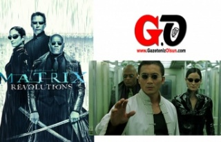 Matrix Revolutions konusu, Matrix Revolutions saat...