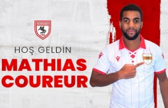 Mathias Coureur Yılport Samsunspor'da, Mathias Coureur kimdir?