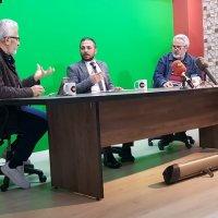 Gazeteci İsmet Aktaş ve Nedim Aydın'ın sorularını cevapladı