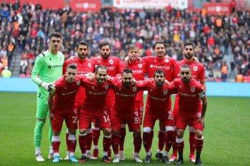Samsunspor Sarıyer maçının özeti ve golleri