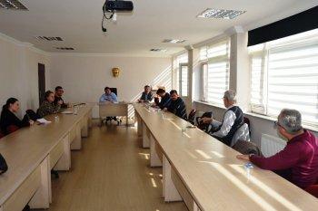 Havza Vefa Sosyal Destek Grubu ilk toplantısını yaparak kararlar aldı