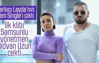 Samsunlu yönetmen Rıdvan Uzun Layda'nın yeni şarkısının klibini çekti