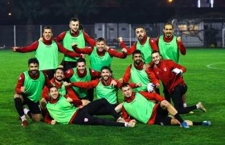 Yılport Samsunspor ikinci yarı hazırlıklarını sürdürüyor