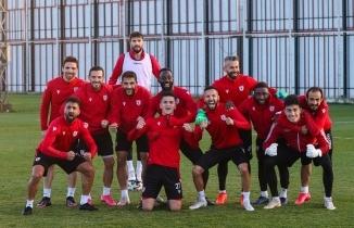 Samsunspor'da Adana Demirspor maçı hazırlıkları