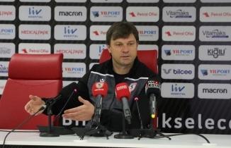 Ertuğrul Sağlam'dan Zonguldak Kömürspor maçı sonrası önemli açıklamalar