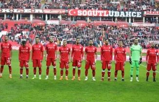 Ziraat Türkiye Kupası 5.Tur Rövanş Maçı Samsunspor 1 - 1 Çaykur Rizespor